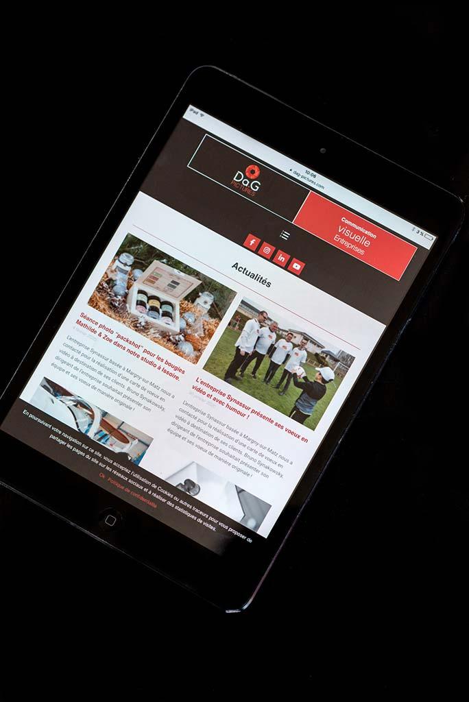 création site internet à La Rochelle