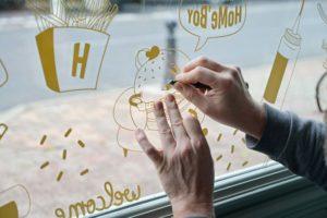 communication visuelle entreprise